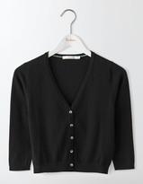 Boden Favourite Crop V-neck Cardigan