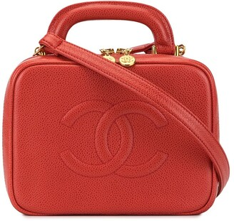 Chanel Pre Owned 1998 Vanity Case