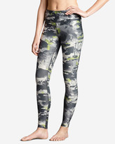 Eddie Bauer Women's Movement Leggings - Camo Print