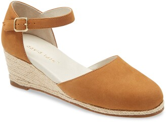 David Tate Annabel Espadrille Wedge Sandal