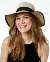 INC International Concepts Colorblock Sun Hat, Created for Macy's