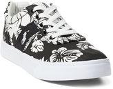 Ralph Lauren Hanford Canvas Sneaker
