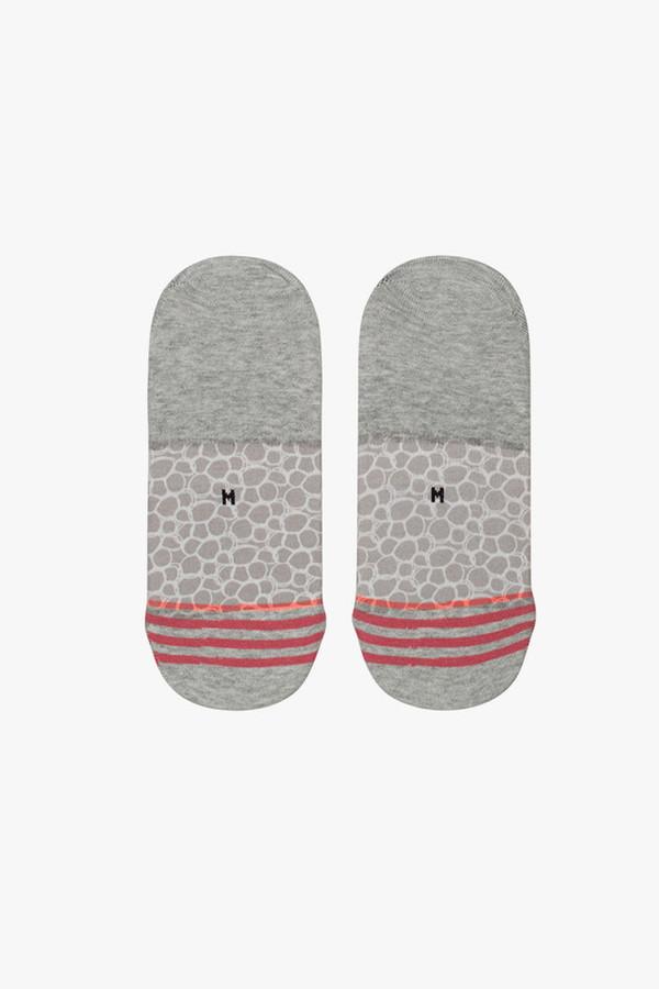 Stance Zen Circle Grey Socks