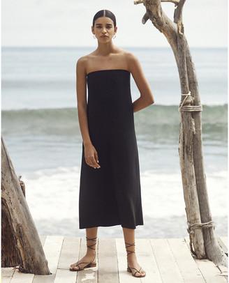 G. Label Thira Strapless Dress