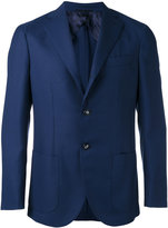 Barba patch pockets blazer