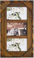 """New View Farmhouse 3-Opening 4"""" x 6"""" Collage Frame"""