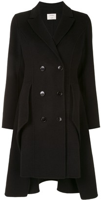 Onefifteen High-Low Hem Coat
