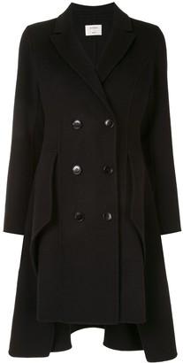 Onefifteen High-Low Hem Coat