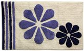Bed Bath & Beyond Fleur Duo Bath Rug in Navy