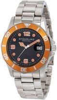 Stuhrling Original Men's Water Sports 'Clipper' Swiss Diver Watch 158.331157