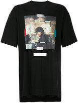 Julius photo print T-shirt