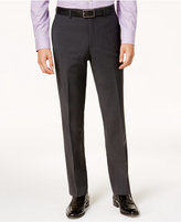 Bar III Men's Slim-Fit Active Stretch Solid Dark Gray Suit Pants, Created for Macy's