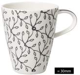 Villeroy & Boch Caffe club floral steam mug small
