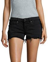 Blank NYC Blanknyc Little Queenie Denim Cut-Off Shorts