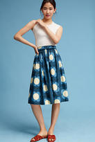 Orla Kiely Pleated Daisy Skirt