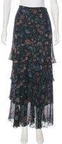 Ungaro Vintage Maxi Skirt