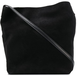 Ann Demeulemeester button-up tote bag