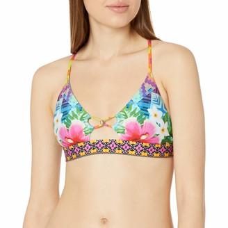 Nanette Lepore Women's Playa Nayarit Enchantress Bikini Top