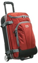 "eBags TLS Mother Lode Mini 21"" Wheeled Duffel - Sinful Red"