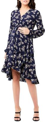 Ripe Juliette Tie Front Dress