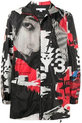 Y-3 CH1 graphic-print track jacket