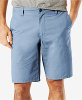 Dockers Flat Front Cotton Shorts
