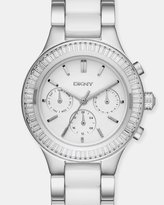 DKNY Chambers Silver