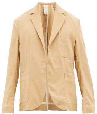 Marrakshi Life - Single-breasted Boucle Blazer - Camel