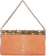 Chanel Galuchat Evening Bag