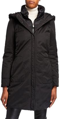 Post Card Kamet 2-Layer Hooded Coat