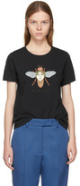 Undercover Black bug Face T-shirt