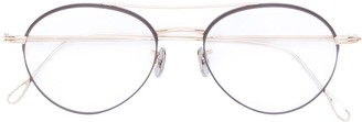 Eyevan 7285 Round Glasses