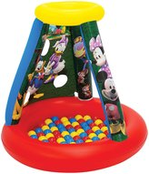 Mickey Mouse Club House: Mickey and Friends Playland with 15 balls Playhouse