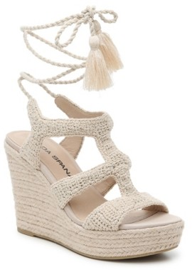 Moda Spana Frankie Espadrille Wedge Sandal
