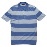 Louis Vuitton Blue Polo shirt