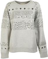MICHAEL Michael Kors Studded Sweatshirt