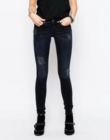 Blend She Nova Rachel Skinny Blue Black Jeans