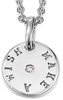 Esprit Diamonds 4ever ESNL92255 A400 – Necklace with pendant silver 925/1000 5 grams – 40 cm