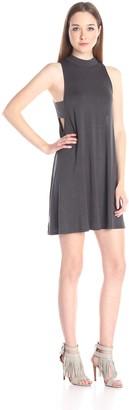 LAmade Women's Kim Mini Swing Dress