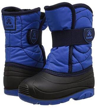 Kamik Snowbug 3 (Toddler) (Blue) Boys Shoes