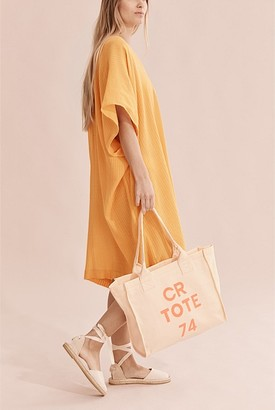 Country Road Boxy CR Tote