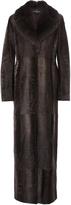 J. Mendel Sable Collared Evening Coat