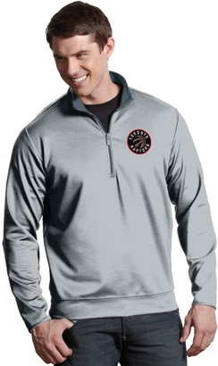 Antigua Men's Toronto Raptors Leader Pullover