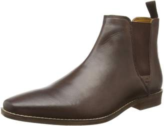 Red Tape Mens Tapton Brown Formal Boot