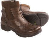Dansko Kat Boots - Leather-Suede (For Women)