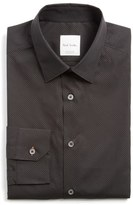Paul Smith Extra Trim Fit Dot Print Dress Shirt