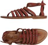 K Jacques St Tropez K.JACQUES ST. TROPEZ Toe strap sandals - Item 11111275