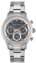 Vince Camuto Analog Asia Stainless Steel Bracelet Watch