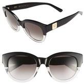 MCM 53mm Cat Eye Sunglasses