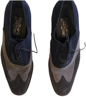 Salvatore Ferragamo Other Suede Lace ups